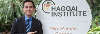 HAGGAI INSTITUTE ADVANCED LEADERSHIP TRAINING (MAY 2015)