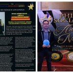 Philippine Social Media Star Achiever for Arts and Entrepreneurship