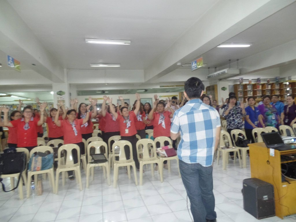 The VoiceMaster Speaks about Gen Z in San Sebastian Cavite