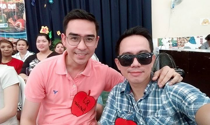 The VoiceMaster with Appleboy RJ Garcia