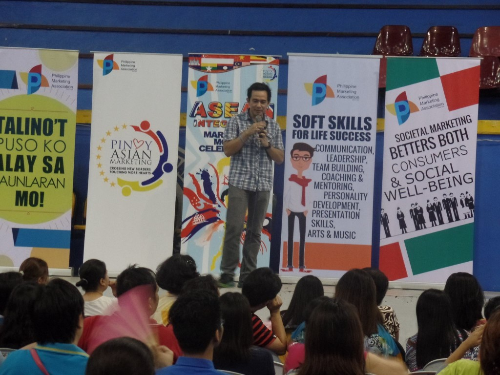 VoiceMaster speaks at Creative Ako Educators Congress