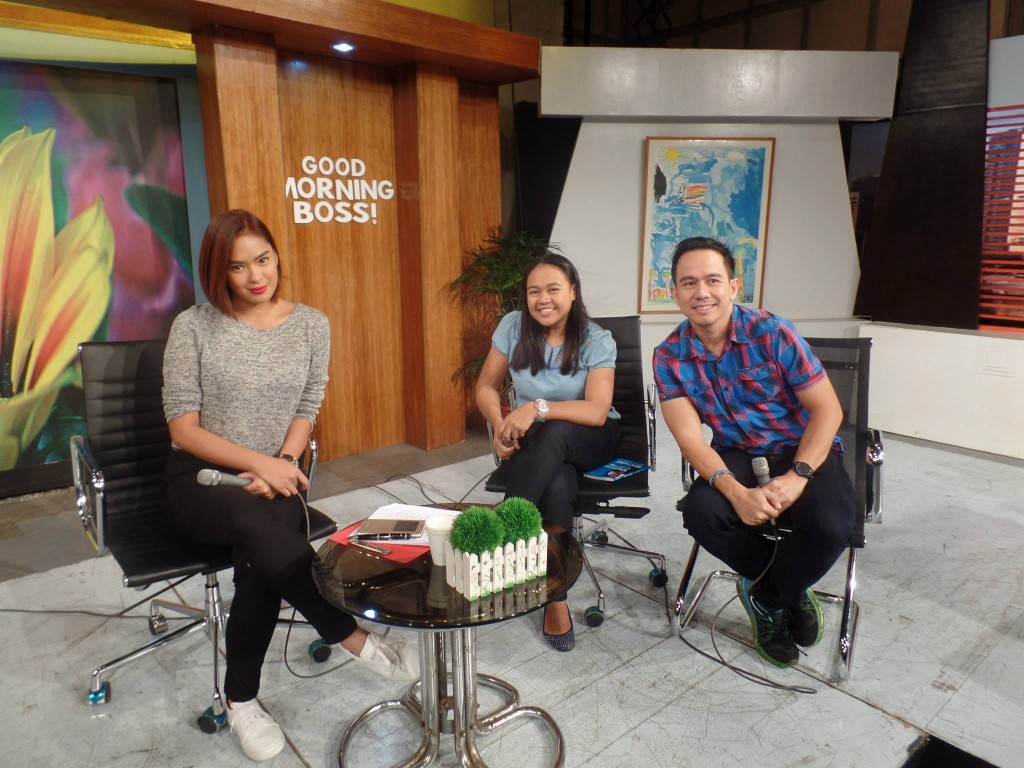 Voice Care Philippines on Good Morning Boss