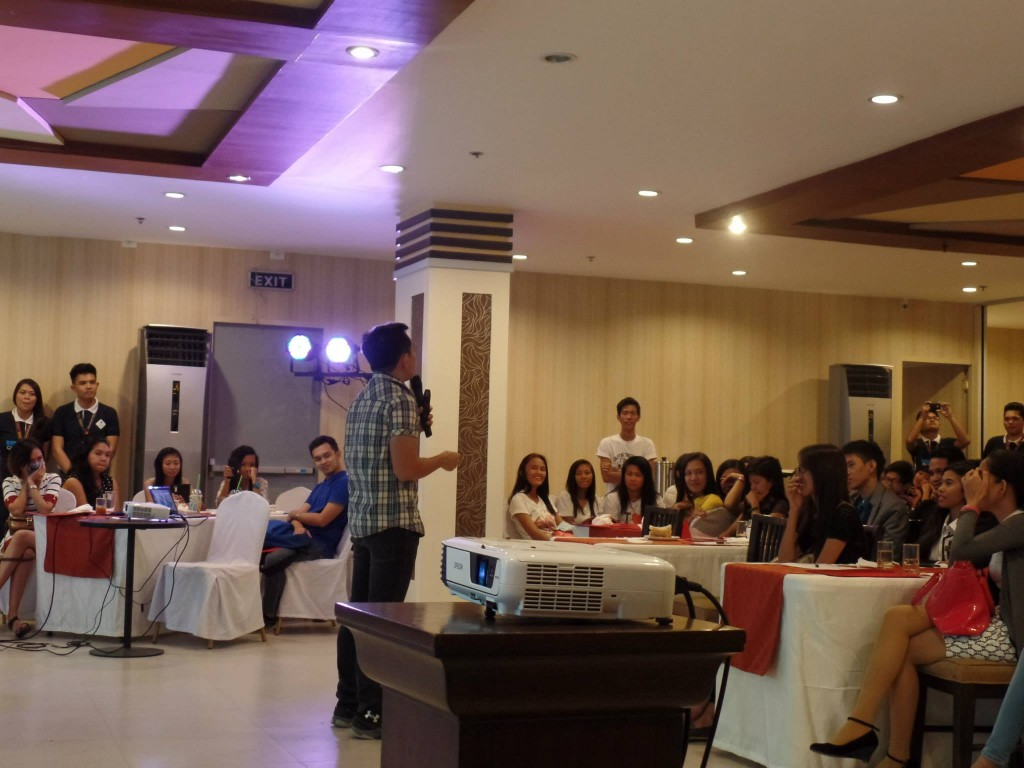 INNOVARE - Central Luzon Hospitality and Entrepreneurship Student Conference