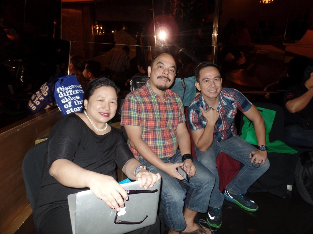 Speakers of the 2nd Pinoy Blogger Meetup