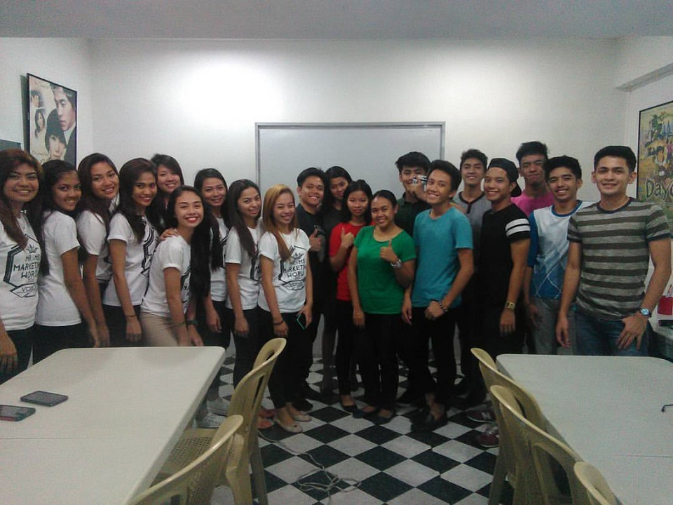Pochology Academy Speech Training for Mr and Ms Marketing World 2016