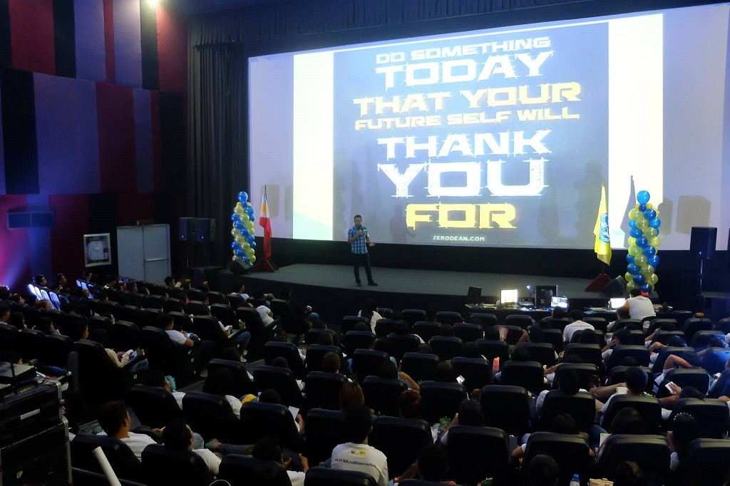 The VoiceMaster Inspiring STI College Students in Cagayan de Oro