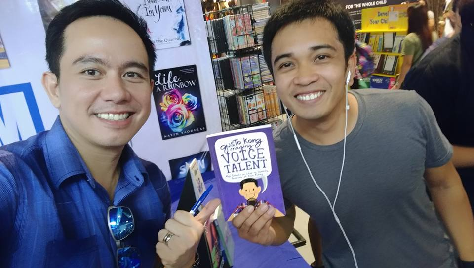 Fellow Motivational Speaker Lloyd Luna Supports Gusto Kong Maging Voice Talent by the VoiceMaster