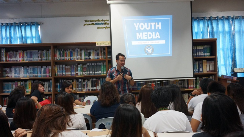 The VoiceMaster Inspires Communication Students at Bulacan State University