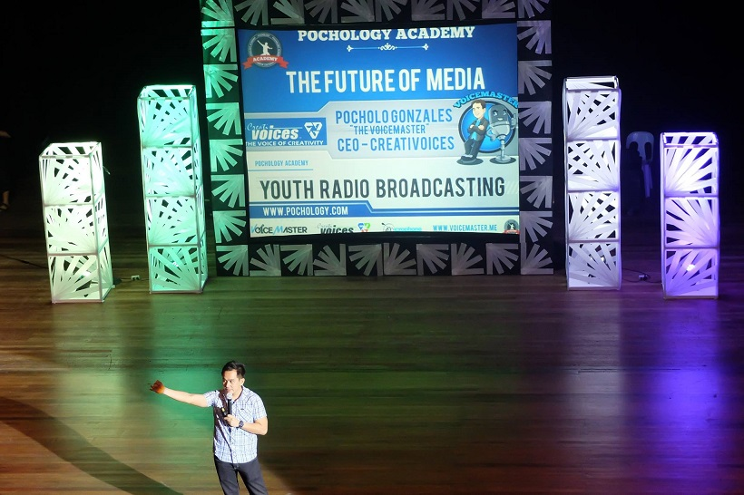 The VoiceMaster Talks about the Importance of Youth Media