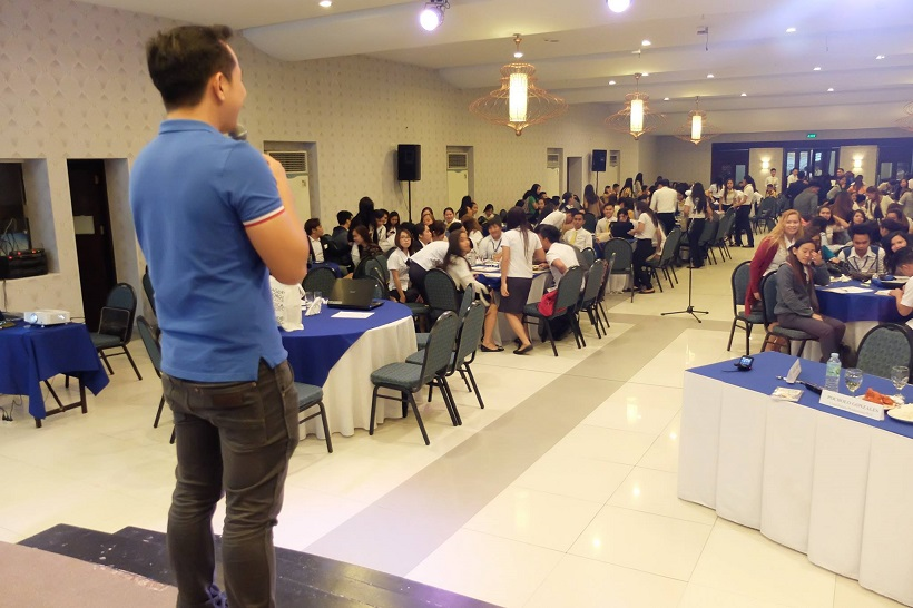 the-voicemaster-speaks-on-how-to-invest-in-the-right-business-at-the-youth-entrepreneurship-summit-in-cdo