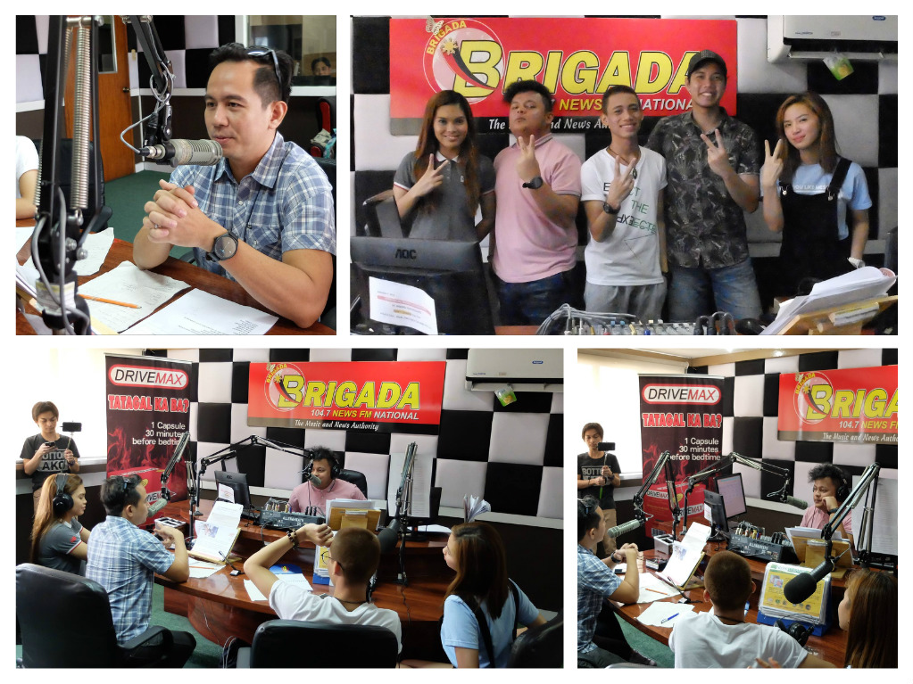 Brigada Kabataan on 104.7 Brigada News FM
