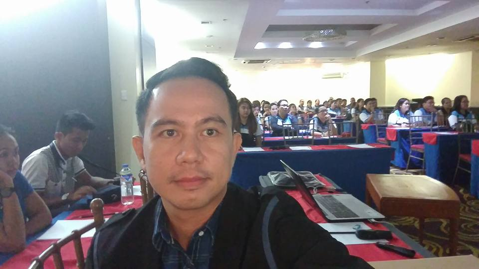 Filipino motivational speaker teaches PSMBFI Regional Directors on Effective Communication