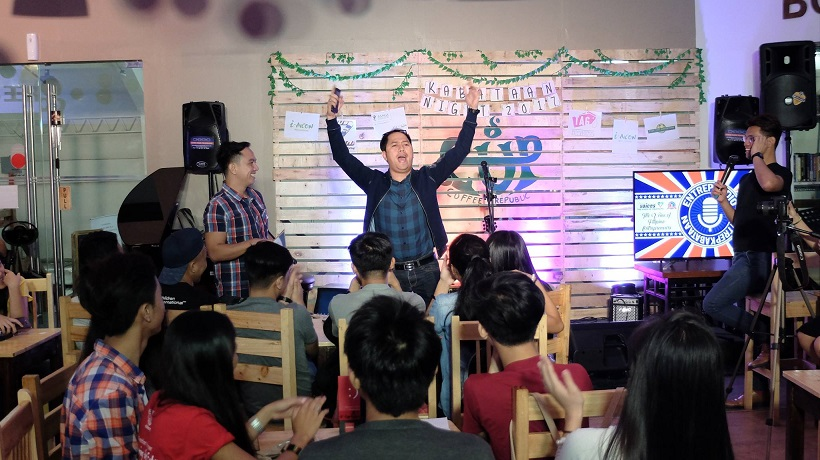 Al Ian Barcelona inspires the youth during Kabataan Night 2017