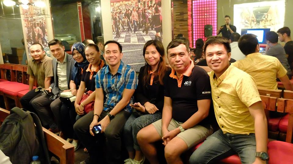 JCI Tawi-tawi graces HUB Night with their presence