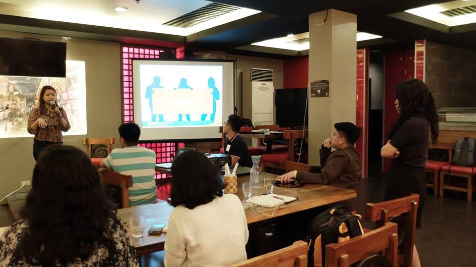 Area 2 Training Director Xialen Antonio Conducts JCI Impact Training