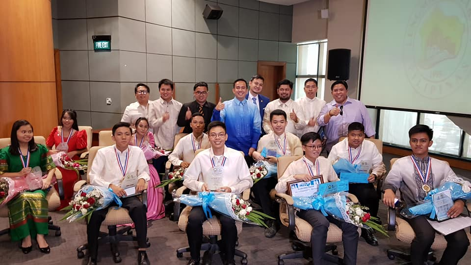 JCI Makati with TOSM Awardees