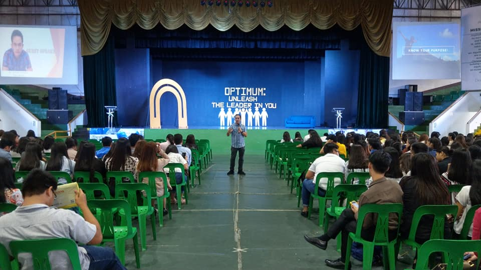 The VoiceMaster inspires students of La Salle Lipa to discover their life purpose