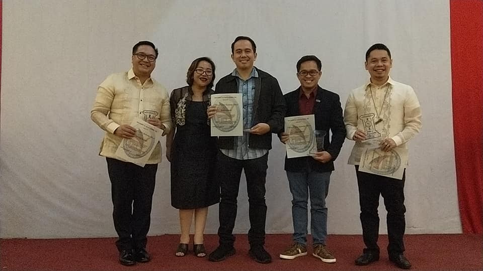 The VoiceMaster receives Pillars of Youth Leadership Award 2018