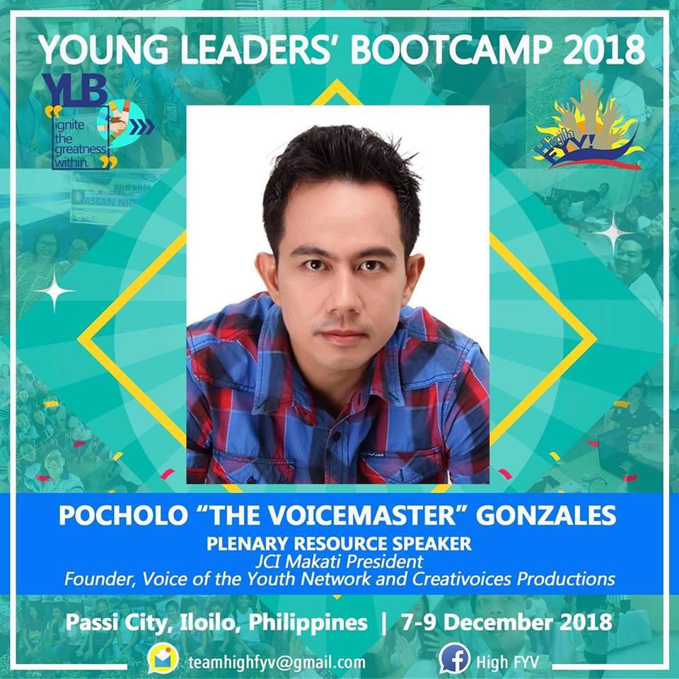 Passi City Young Leader's Bootcamp 2018
