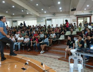 The VoiceMaster conducts first ever Voice Acting Workshop in General Santos City